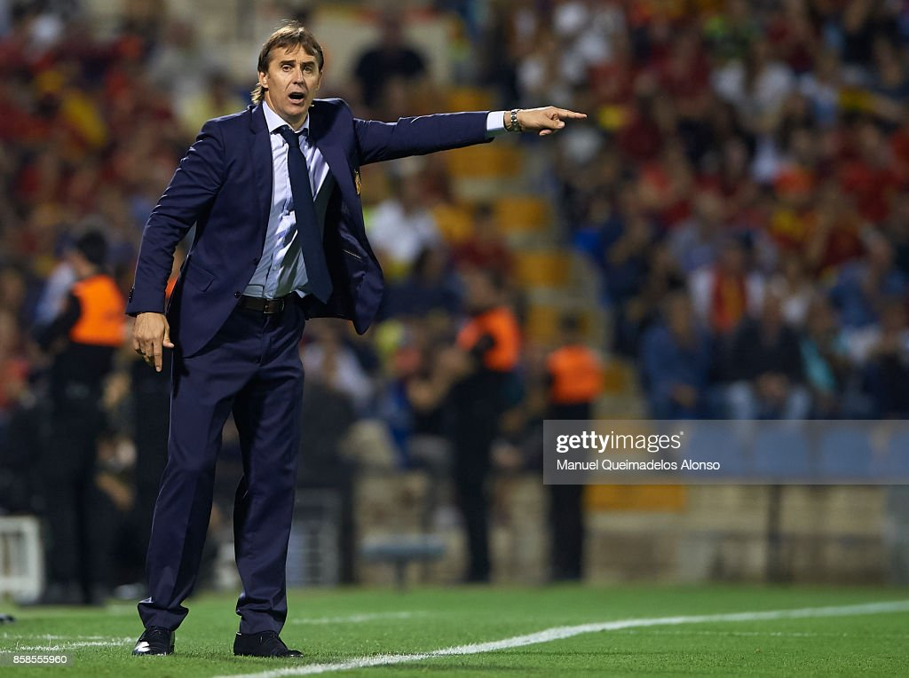 Spain v Albania - FIFA 2018 World Cup Qualifier