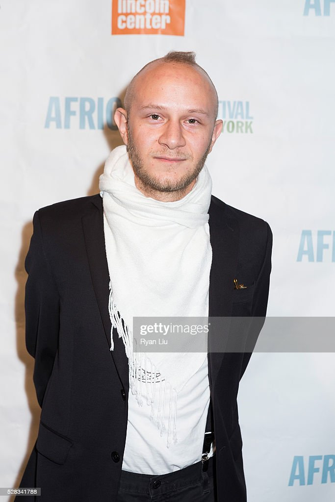 Jules David Bartowski attends the 23rd New York African Film Festival Opening Night at Walter Reade Theater on May 4, 2016 in New York City.