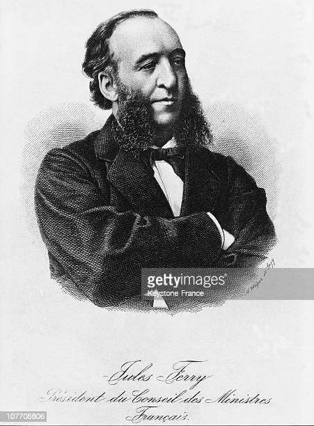 Jules Ferry In 1883 By President Of The Council Of Ministers Francaisjules Ferry Was Appointed Minister Of Education Of February 4 1879 To September...