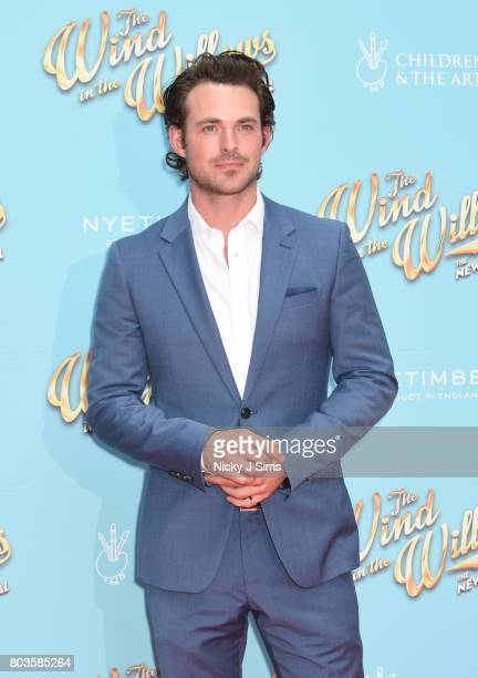 Jules Knight attends the Gala performance of Wind In The Willows at London Palladium on June 29 2017 in London England