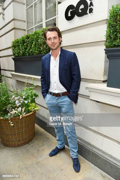 Jules Knight attends the GQ Bar popup launch party at the Rosewood London on June 13 2017 in London England