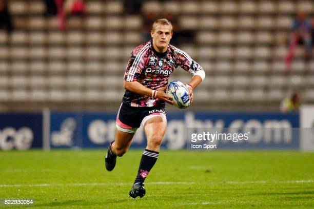 Jules PLISSON Stade Francais / Crociati Rugby Challenge Europeen