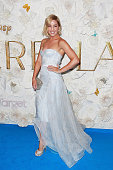 Jules Sebastian arrives at the Australian premiere of Disney's Cinderella at the State Theatre on March 15 2015 in Sydney Australia