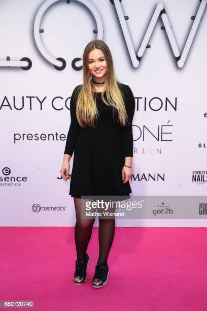 Julia Beautx attends the GLOW The Beauty Convention on May 13 2017 in Duesseldorf Germany