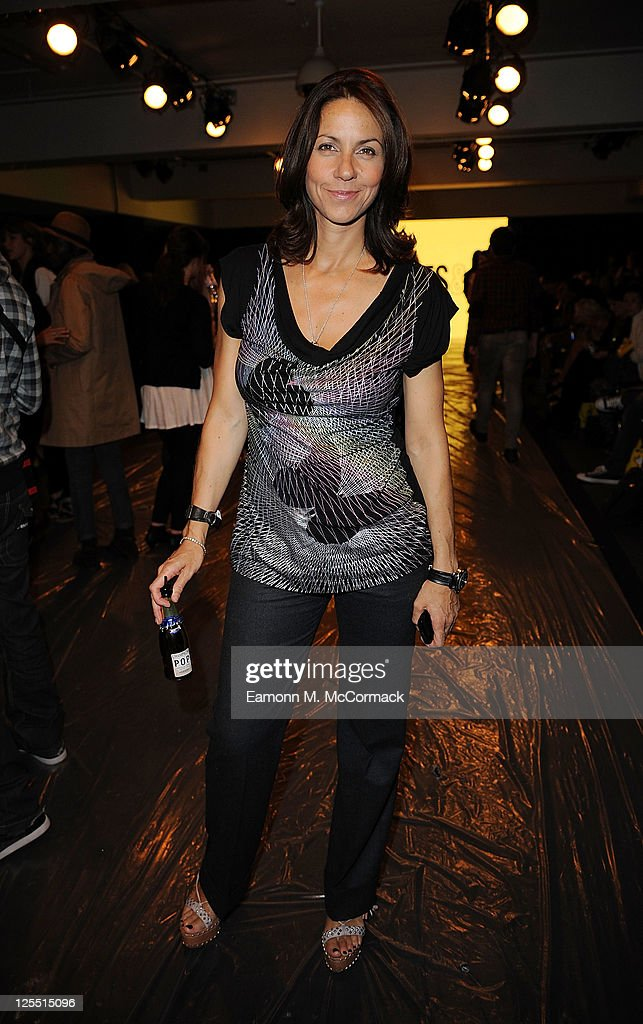Julia Bradbury at The Launch Of House Of Dereon By Beyonce And Tina Knowles at Selfridges on September 17 2011 in London England