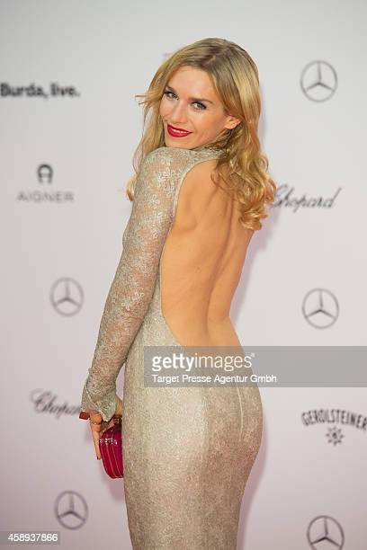 Julia Dietze attends the Bambi Awards 2014 on November 13 2014 in Berlin Germany
