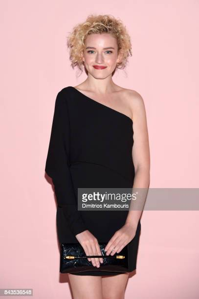 Julia Garner attends the Tom Ford Spring/Summer 2018 Runway Show at Park Avenue Armory on September 6 2017 in New York City