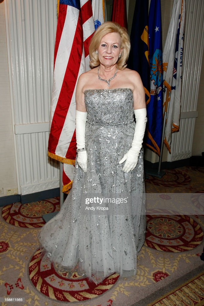 Julia Irene Kauffman attends The 58th International Debutante Ball at The Waldorf-Astoria on December 29, 2012 in New York City.