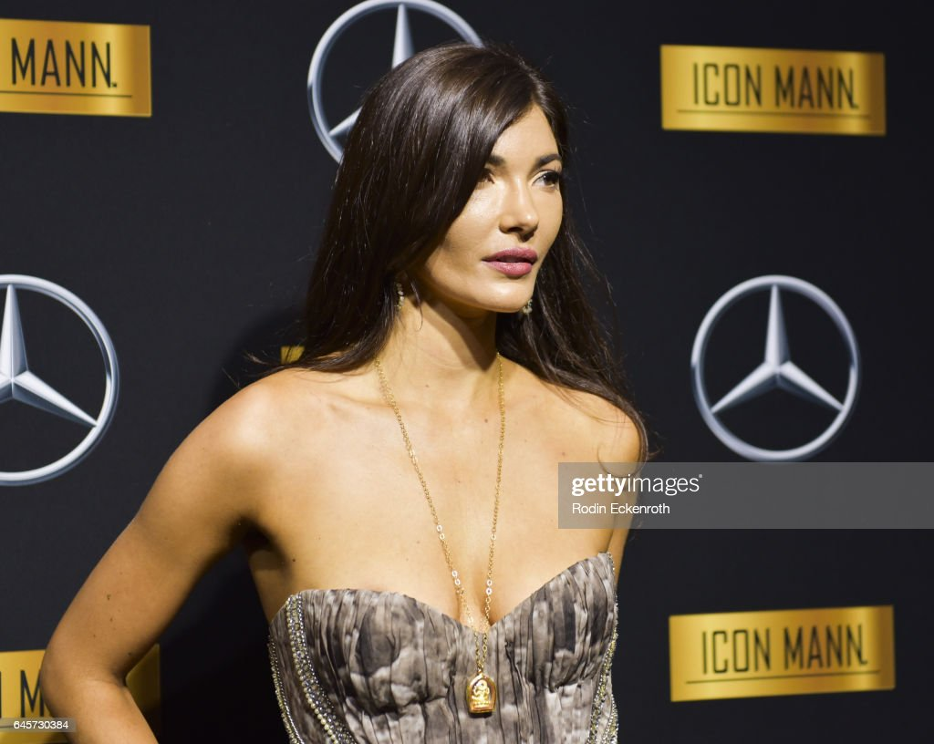 Julia Jackson attends the Mercedes-Benz x ICON MANN 2017 Academy Awards Viewing Party at Four Seasons Hotel Los Angeles at Beverly Hills on February 26, 2017 in Los Angeles, California.
