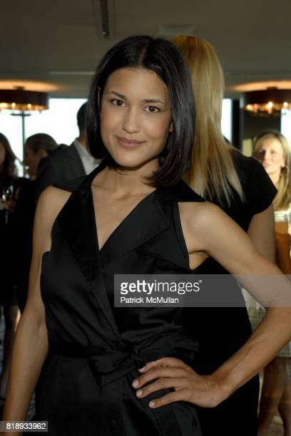 Julia James attends Exclusive Preview of Ann Taylor's Fall 2010 Collection at Soho House on May 13 2010 in West Hollywood CA