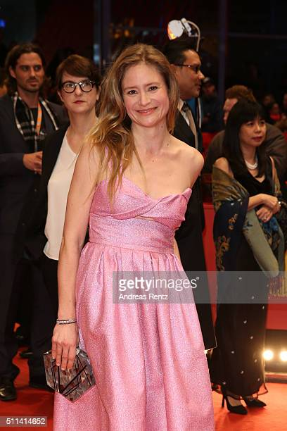 Julia Jentsch attends the closing ceremony of the 66th Berlinale International Film Festival on February 20 2016 in Berlin Germany