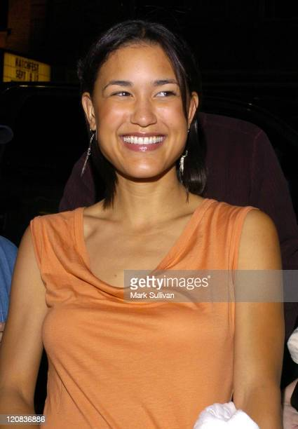 Julia Jones during HatcH Audiovisual Arts Festival World Premiere of 'The Great Raid' at The Ellen Theater in Bozeman Montana United States