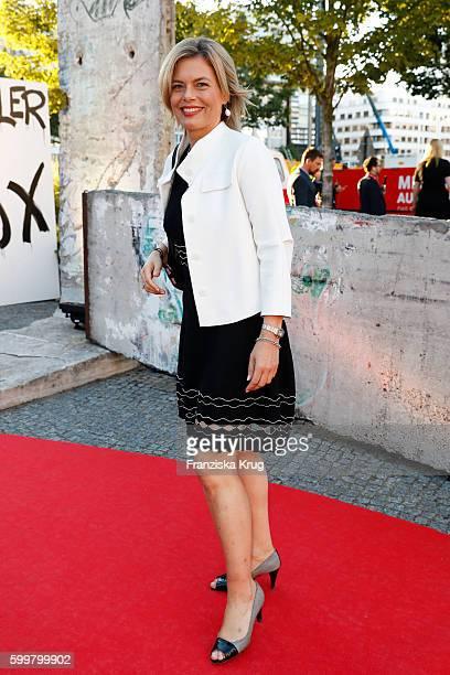 Julia Kloeckner attends the BILD100 event on September 06 2016 in Berlin Germany