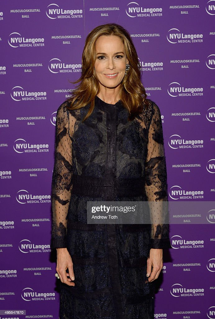 Julia Koch attends NYU Langone Musculoskeletal Ball 2015 on November 3, 2015 in New York City.