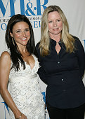 Julia LouisDreyfus and Kari Lizer during The Museum of Television Radio Presents 'New Adventures of Old Christine' Arrivals at Museum of Television...