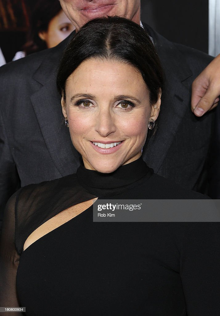Julia Louis-Dreyfus attends 'Enough Said' New York Screening at Paris Theater on September 16, 2013 in New York City.
