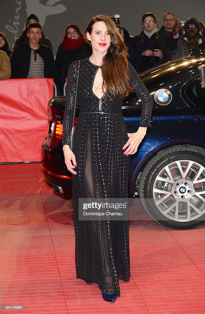 Julia Malik attends the 'Layla Fourie' Premiere during the 63rd Berlinale International Film Festival at the Berlinale Palast on February 11, 2013 in Berlin, Germany.