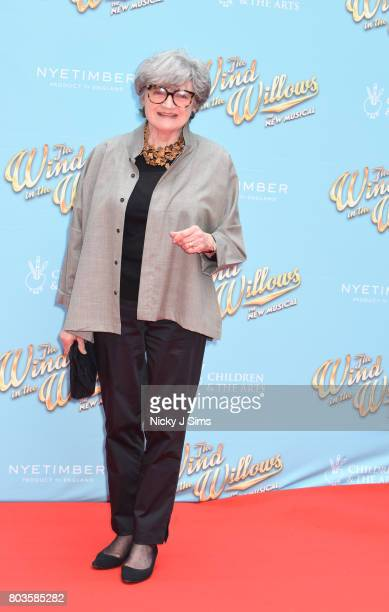 Julia McKenzie attends the Gala performance of Wind In The Willows at London Palladium on June 29 2017 in London England