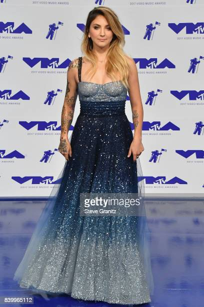 Julia Michaels attends the 2017 MTV Video Music Awards at The Forum on August 27 2017 in Inglewood California