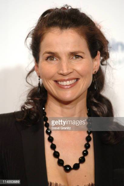 Julia Ormond during Fifth Annual AdoptAMinefield Gala at Beverly Hilton Hotel in Beverly Hills California United States
