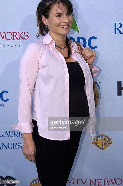 Julia Ormond during NRDC's Earth To LA The Greatest Show On Earth Arrivals at Wadsworth Theater in Los Angeles California United States