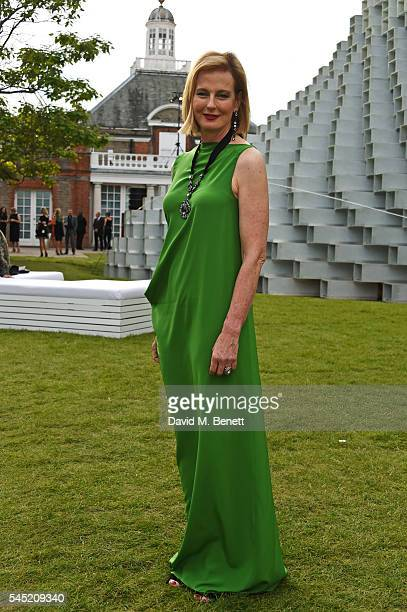 Julia PeytonJones attends The Serpentine Summer Party cohosted by Tommy Hilfiger on July 6 2016 in London England