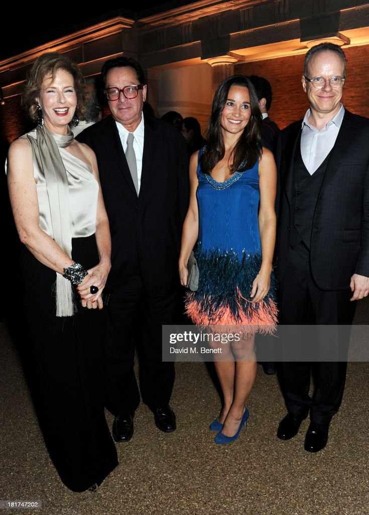 The Serpentine Sackler Gallery - Private Dinner Hosted By Michael Bloomberg & Graydon Carter