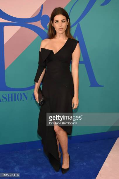 Julia Restoin Roitfeld attends the 2017 CFDA Fashion Awards at Hammerstein Ballroom on June 5 2017 in New York City