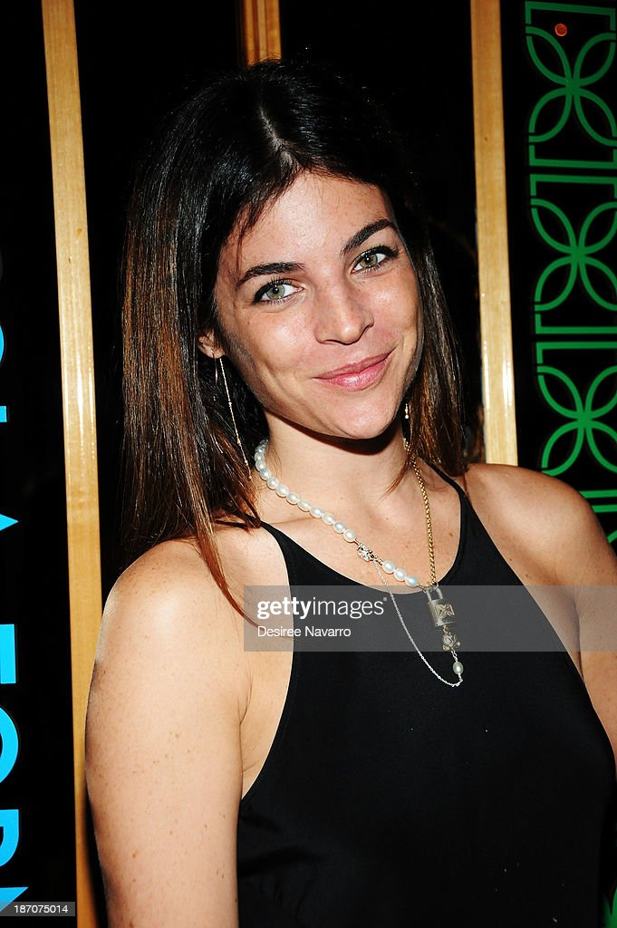 Julia Restoin Roitfeld attends the Didier Dubot Jewelry Launch at The Standard on November 5, 2013 in New York City.