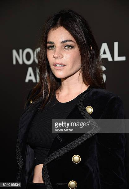 Julia Restoin Roitfeld attends the New York Premiere of Tom Ford's 'Nocturnal Animals' at The Paris Theatre on November 17 2016 in New York City