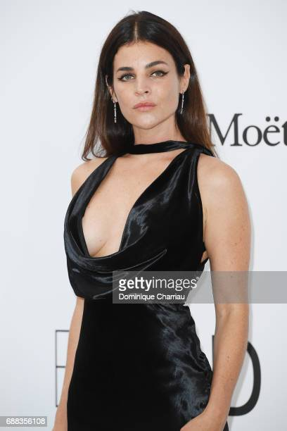 Julia Reston Roitfeld arrives at the amfAR Gala Cannes 2017 at Hotel du CapEdenRoc on May 25 2017 in Cap d'Antibes France