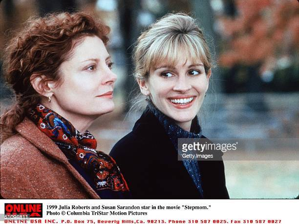 Julia Roberts And Susan Sarandon Star In The Movie 'Stepmom'