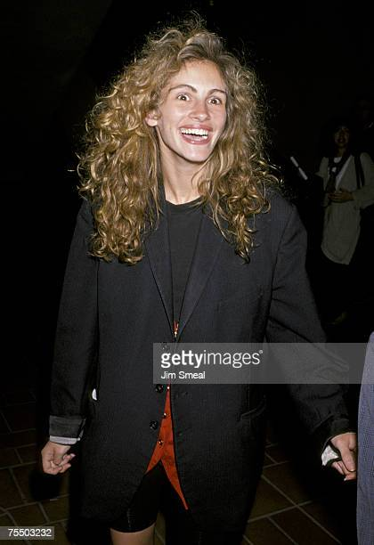 Julia Roberts at the Festival Theater in New York City New York