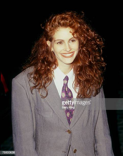 Julia Roberts at the The Beverly Hilton Hotel in Beverly Hills California