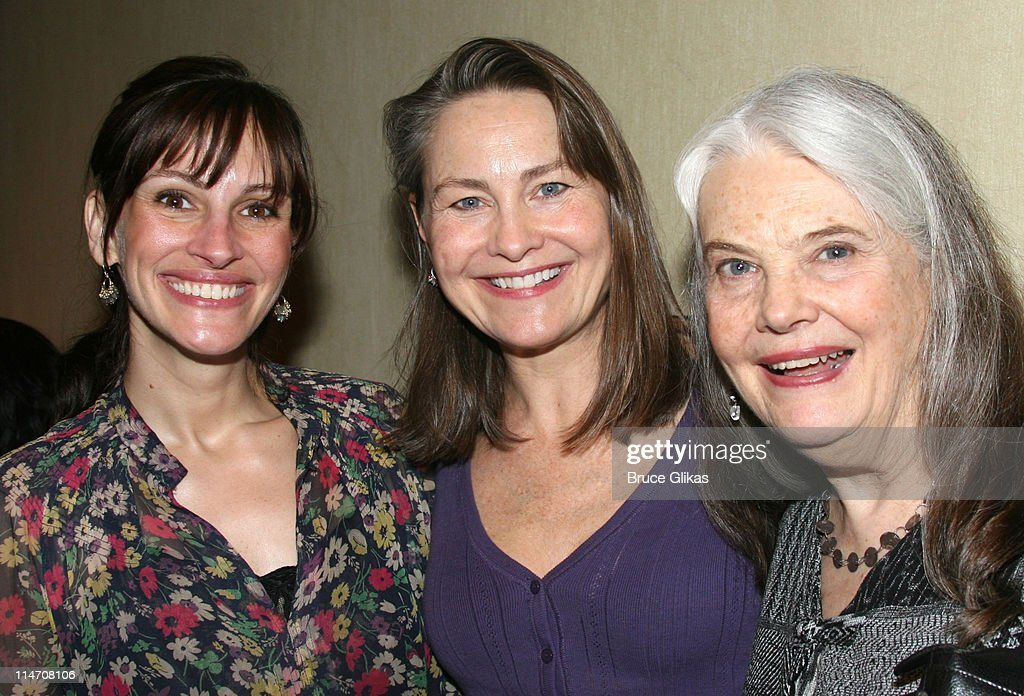 Julia Roberts Cherry Jones and Lois Smith