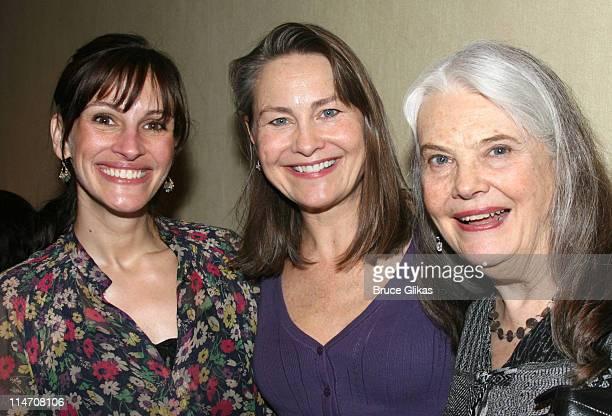 Julia Roberts Cherry Jones and Lois Smith