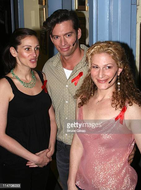 Julia Roberts Harry Connick Jr and Ana Gasteyer