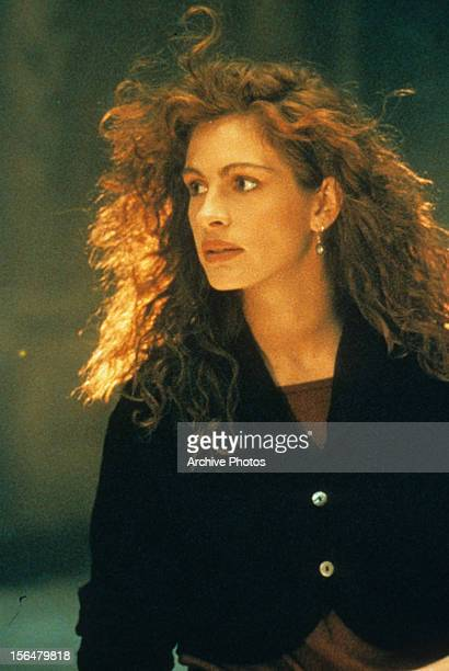 Julia Roberts in a scene from the film 'Flatliners' 1990