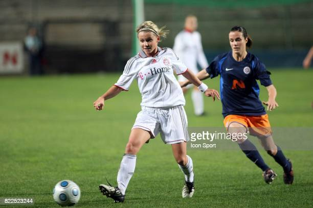 Julia SIMIC Montpellier / Bayern Munich Champions League