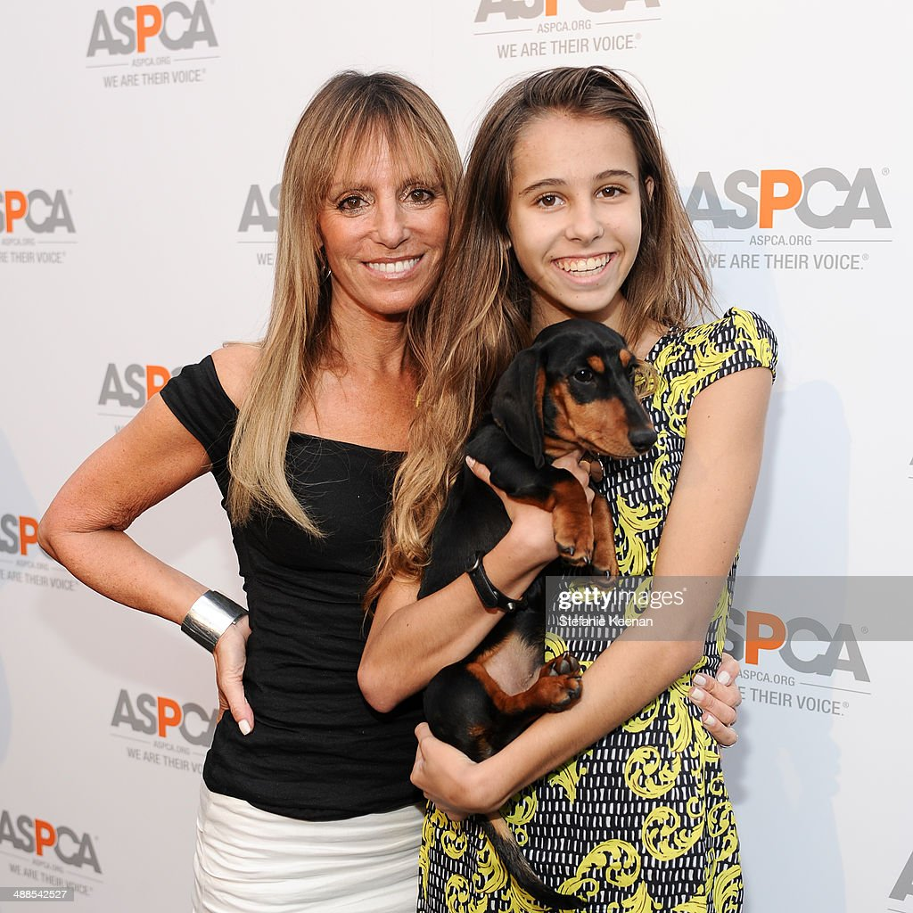 Julia Sorkin and Roxy Sorkin attend ASPCA Celebrates Its Multi-Million Dollar Commitment To Los Angeles' Animals on May 6, 2014 in Beverly Hills, California.