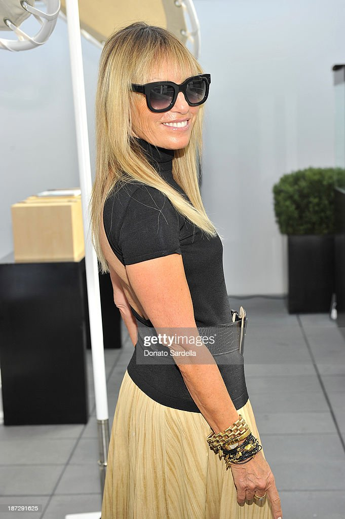 Julia Sorkin attends Vhernier luncheon hosted by Jennifer Hale from C Magazine at Gagosian Gallery on November 7, 2013 in Beverly Hills, California.