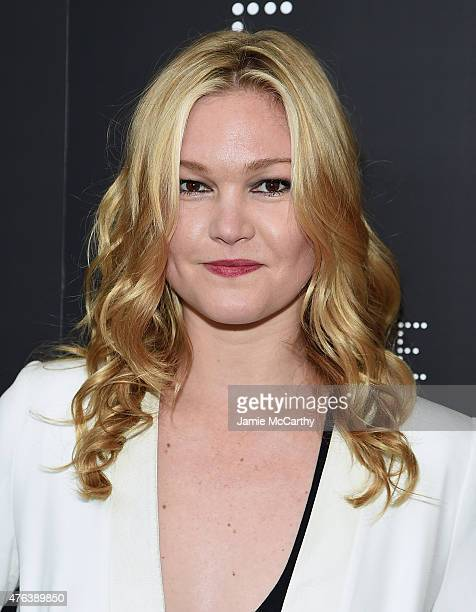 Julia Stiles attends the 'Eden' New York Premiere at IFC Center on June 8 2015 in New York City