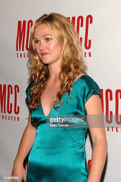 Julia Stiles attends the opening night party for 'Filthy Talk For Troubled Times Scenes of Intolerance' at Ramscale on June 3 2010 in New York City
