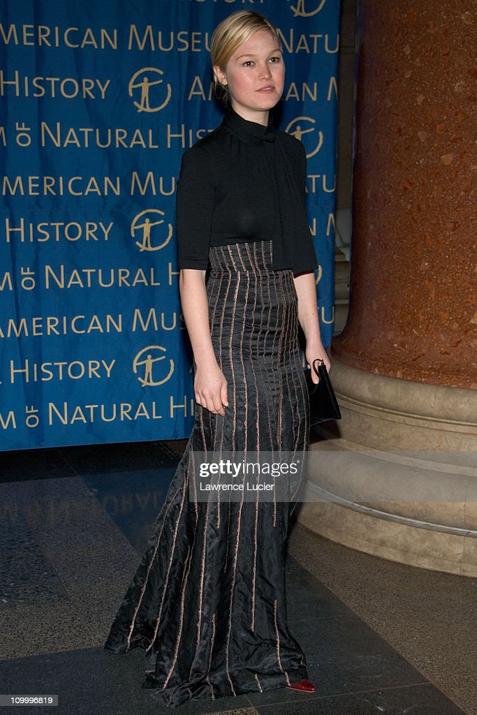 Julia Stiles during American Museum of Natural History 2006 Annual Winter Dance at American Museum of Natural History in New York New York United...