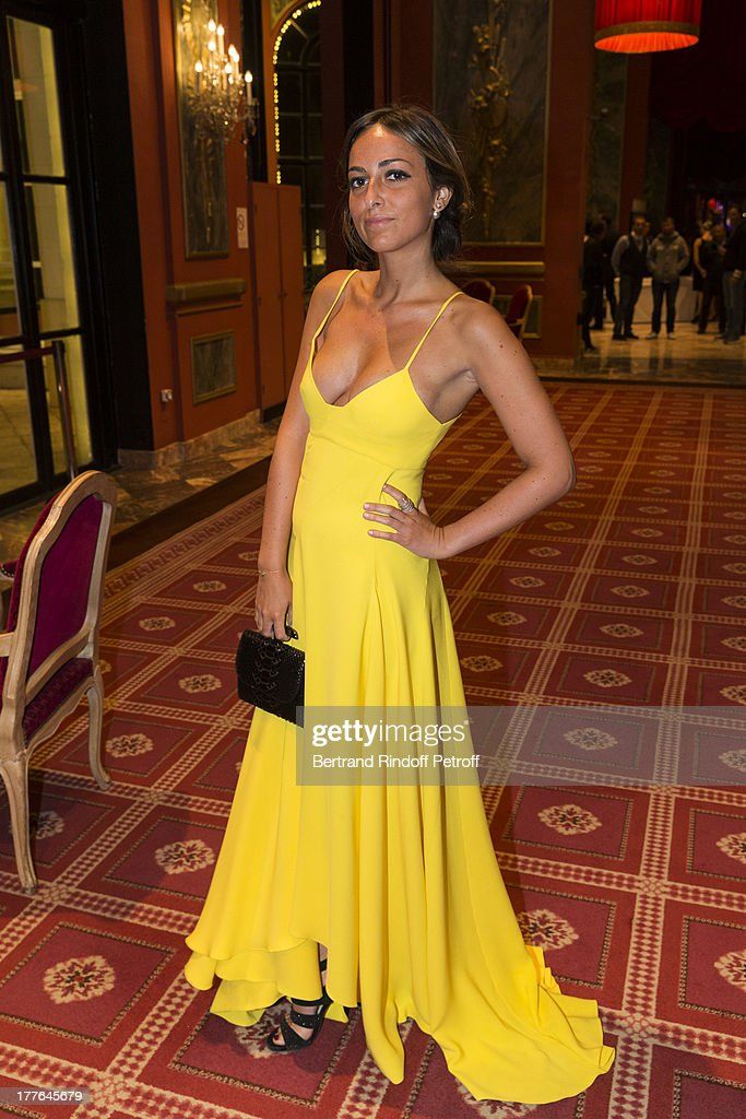 Julia Toledano, the daughter of President of Christian Dior Couture Sidney Toledano, attends the Grand Bal Care in Deauville on August 24, 2013 in Deauville, France. Care France, the French branch of the humanitarian aid organization Care, was celebrating its 30th anniversary on Saturday.