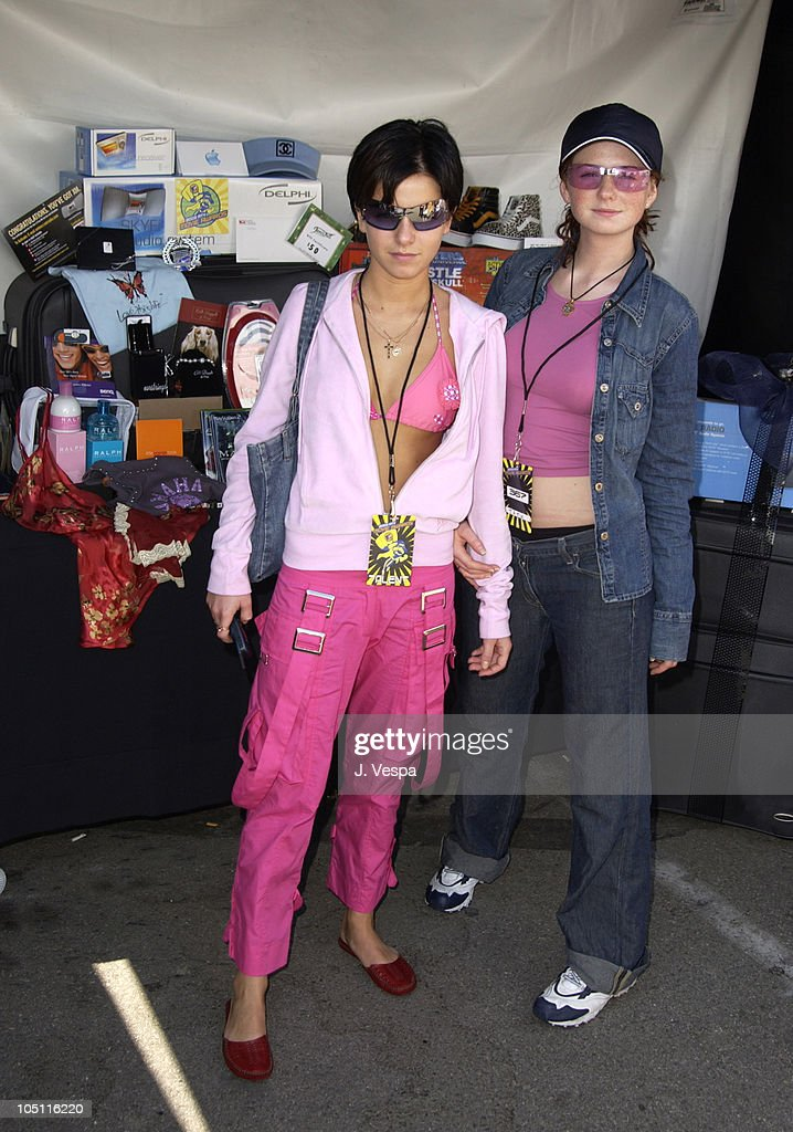2003 MTV Movie Awards - Backstage Creations & On 3 Productions Gift Basket
