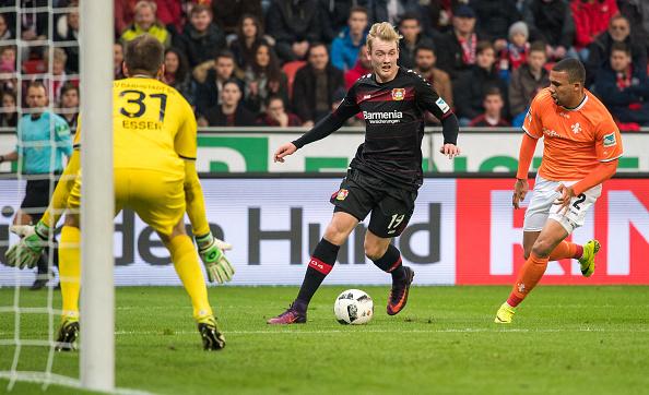 Bayer 04 Leverkusen v SV Darmstadt 98 - Bundesliga : News Photo