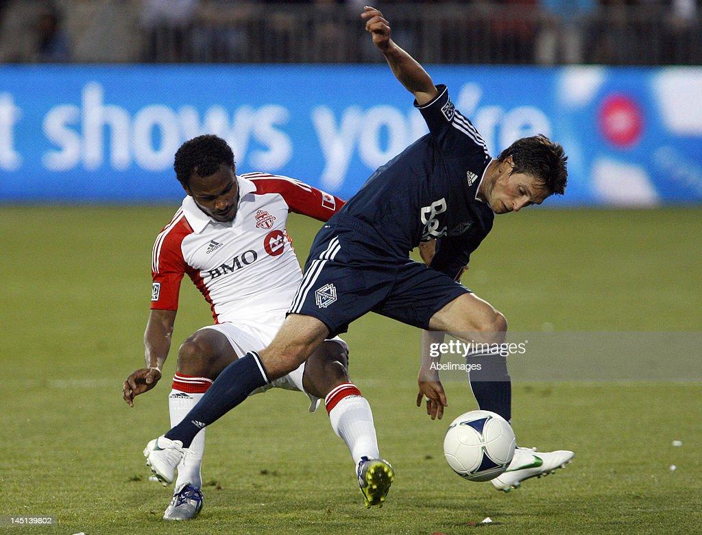 Vancouver Whitecaps v Toronto FC - Leg Two