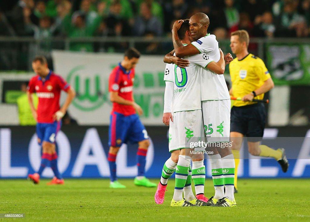 Những lợi thế của Wolfsburg mang đến cho M.U