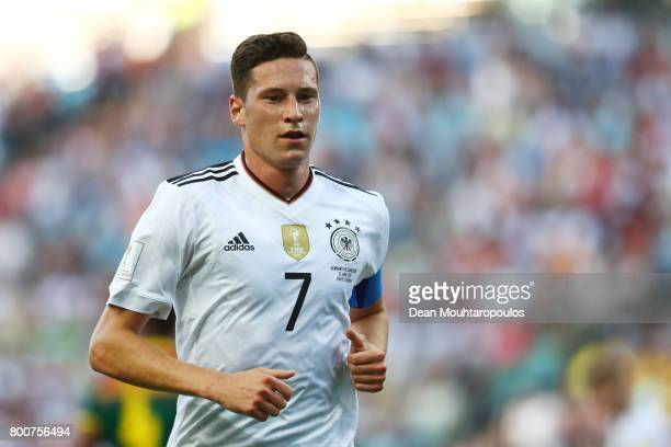 Julian Draxler of Germany looks on during the FIFA Confederations Cup Russia 2017 Group B match between Germany and Cameroon at Fisht Olympic Stadium...